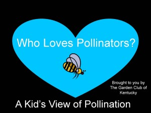 Pages from Pollinator Presentation for kids