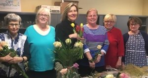 Boone County Hospice bouquets